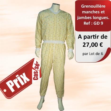 Grenouillere Promo GD9