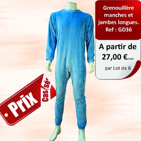 Grenouillere Discount GD36