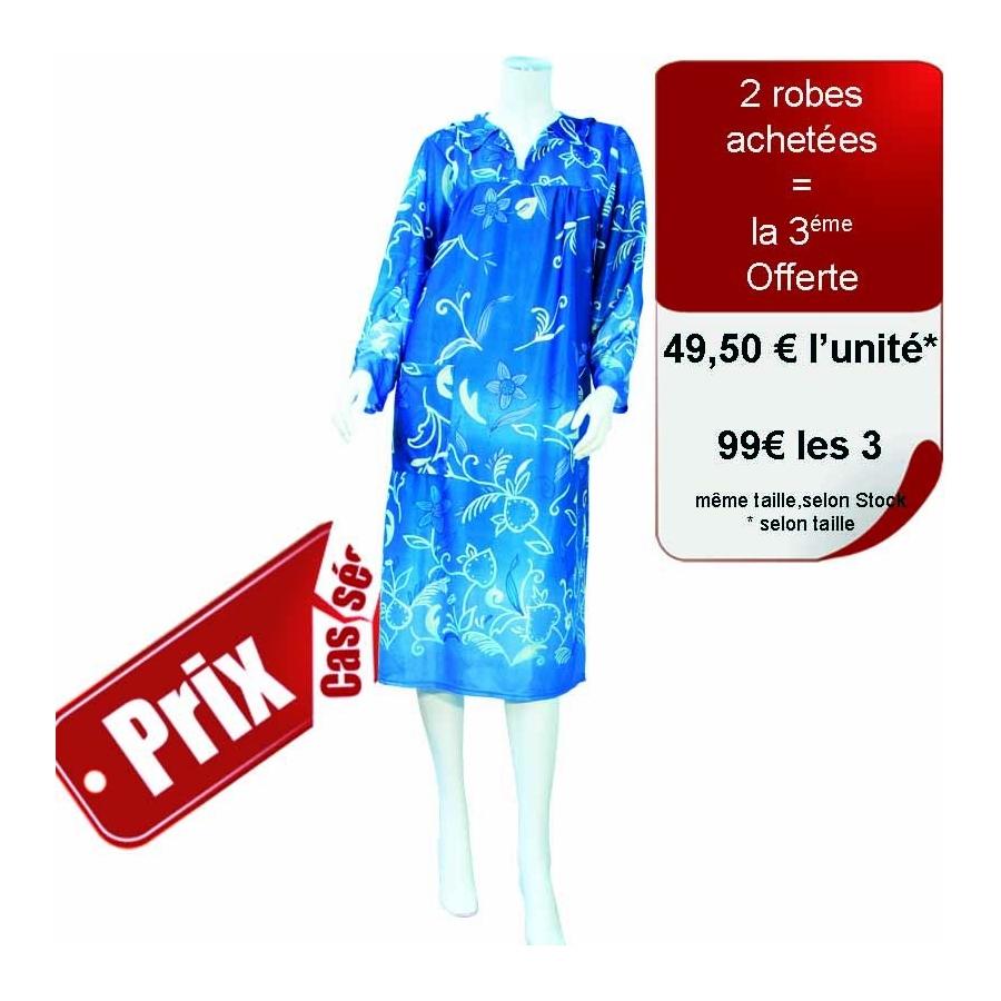 Robe Medicalisée Promotion 3