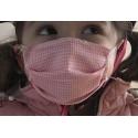 Masques Enfant de Protection - Masque chirurgical en tissu lavable et réutilisable