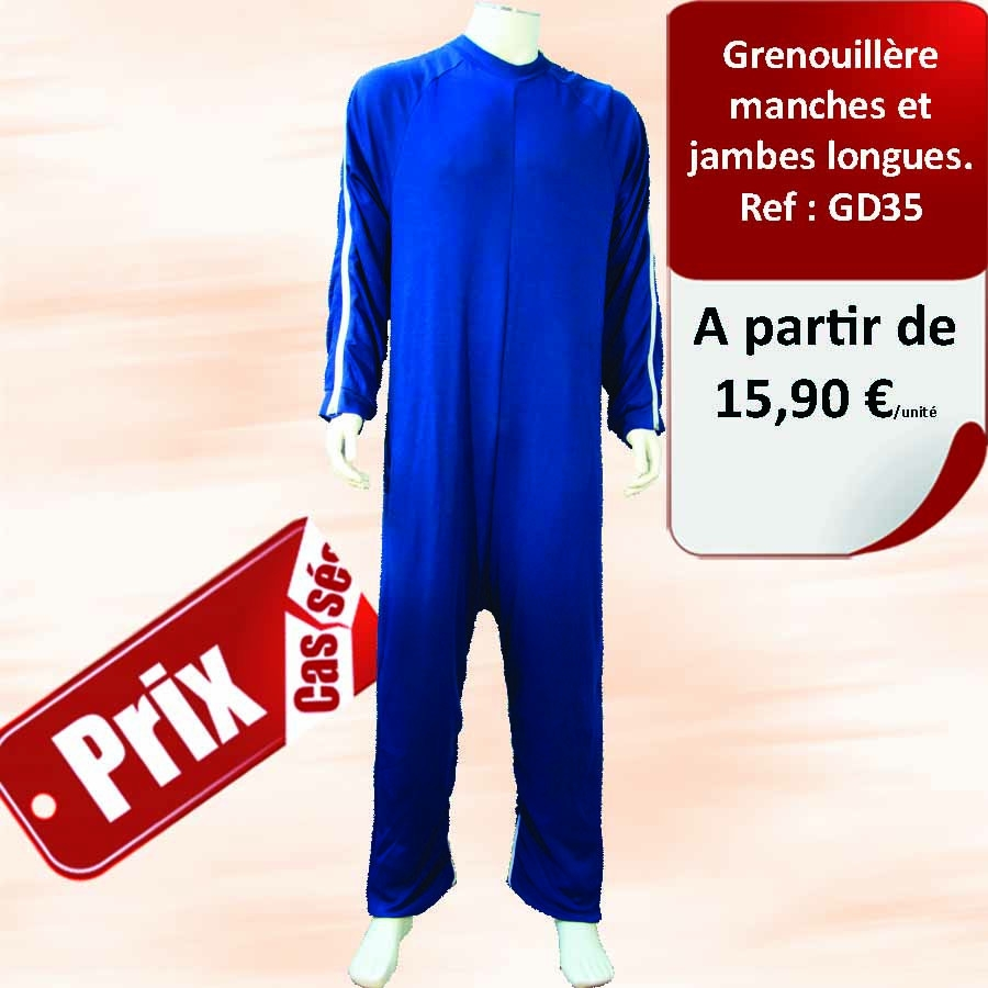 Grenouillere Discount GD35