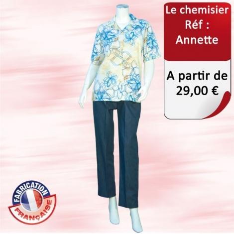Chemisier Annette