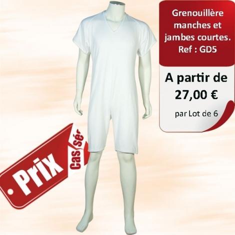 Grenouillere Promo GD5